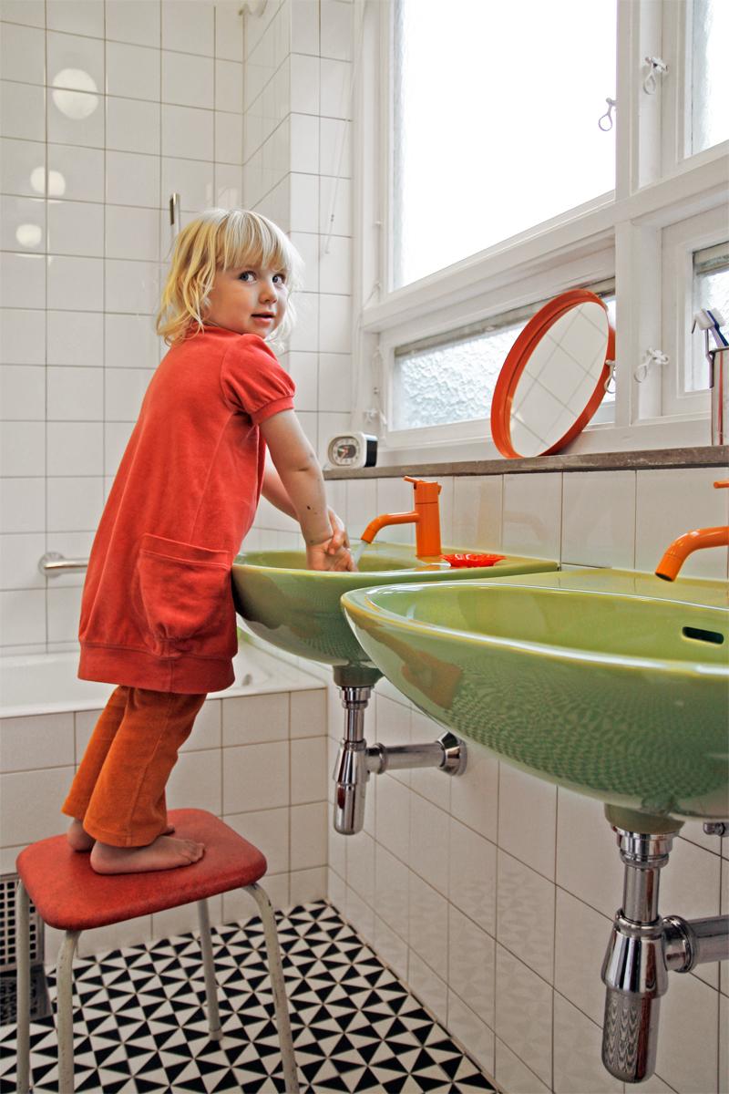 Badrum grönt kakel ~ xellen.com