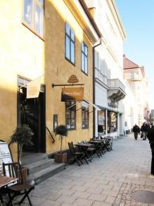 Byggfabrikens Malmöbutik och Patisseri David
