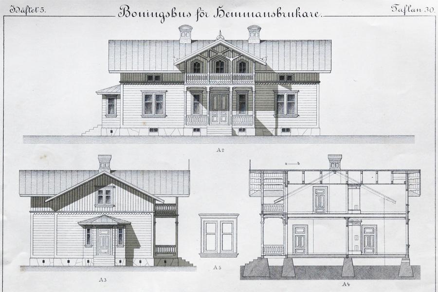 Boningshus hemmansbrukare