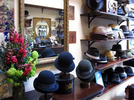 Hattbutik Portland, Oregon