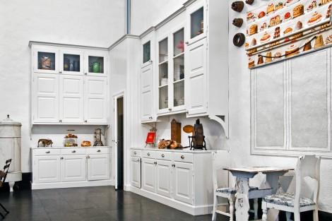 Över sex meter marmorklädd bänkyta skulle göra vilken hemmabagare ...