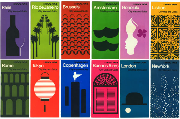 Pan Am City Guides