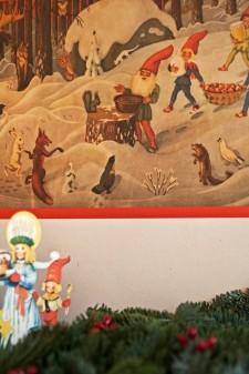 """Julbonad """"Skogens jul"""""""