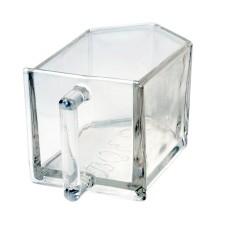 Glaslåda för torrvaror i kök 231-101