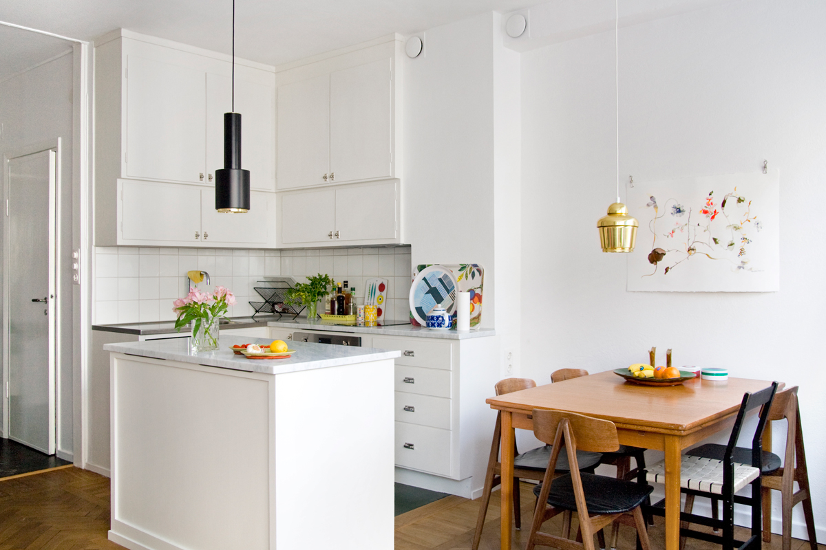 Funkiskok Kakel : funkiskok kakel  Kok on Pinterest Retro Kitchens, Kitchens and