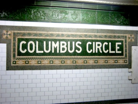 Subway half tile