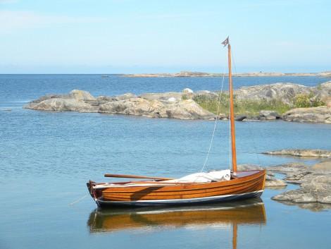Malins träbåt 2