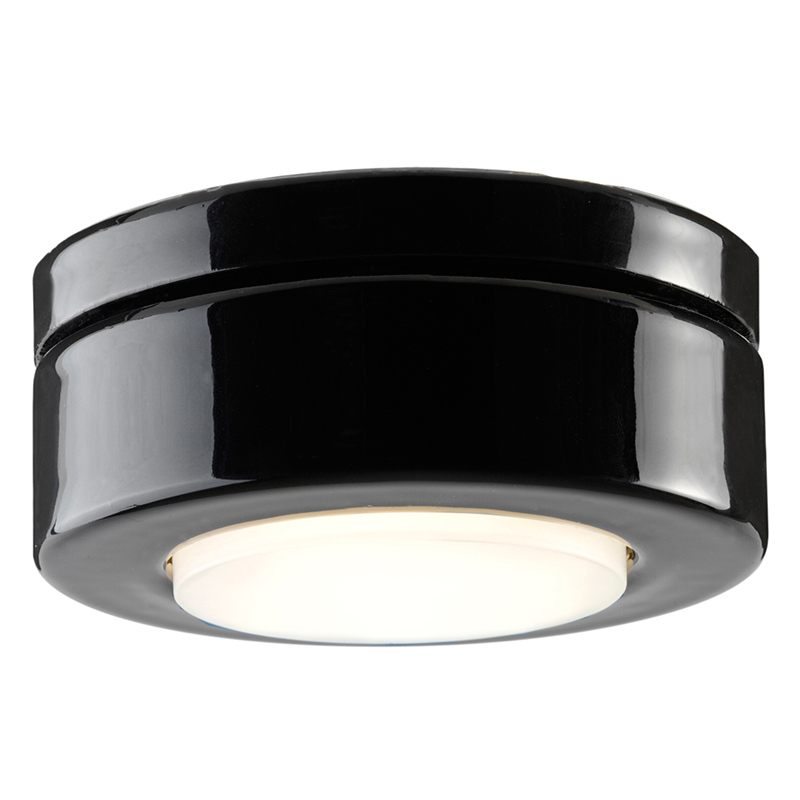 Spotlight Cool IP23 Svart från Byggfabriken