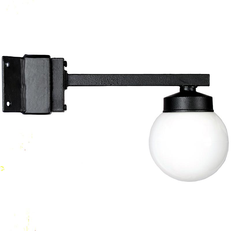 Lampa Funkis Klot Hörn från Byggfabriken