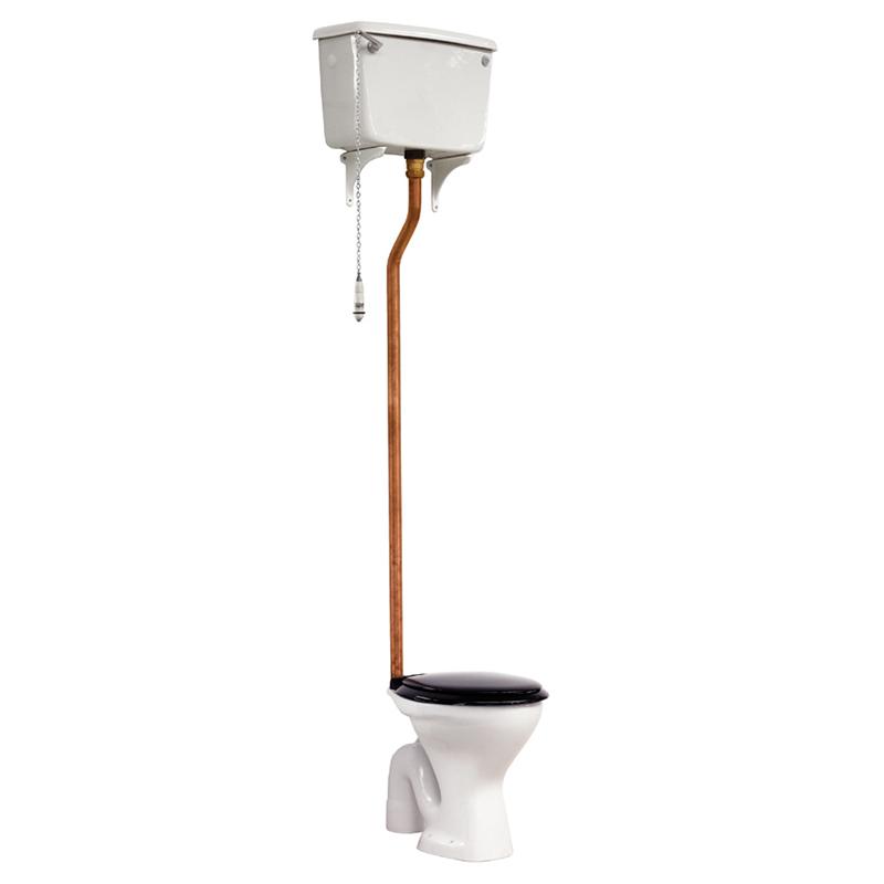 Högspolande wc från Byggfabriken