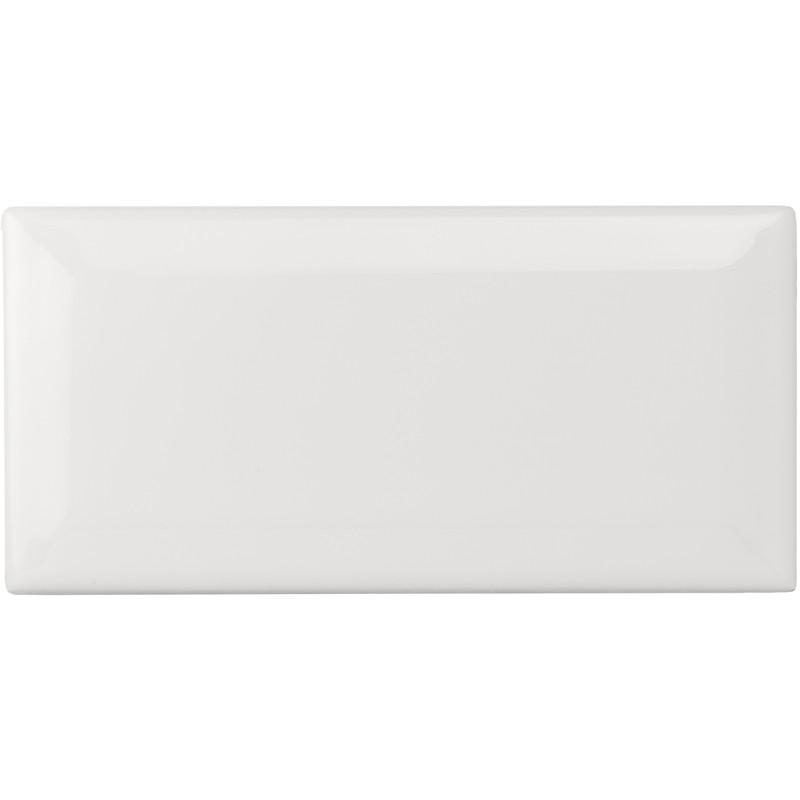 Metro Half Tile - Brilliant White från Byggfabriken
