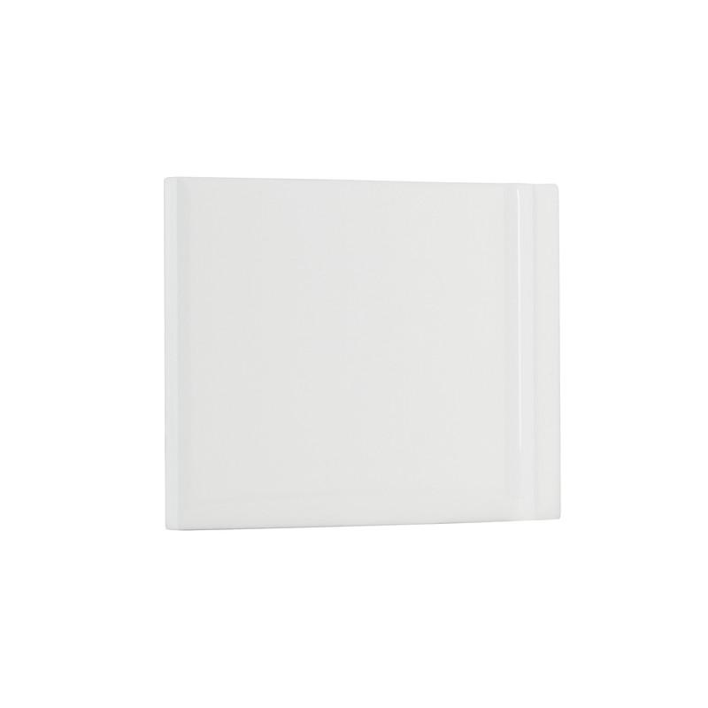 Subway Half Tile Corner – Internal BW från Byggfabriken
