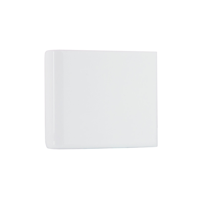 Subway Half Tile Corner – External BW från Byggfabriken