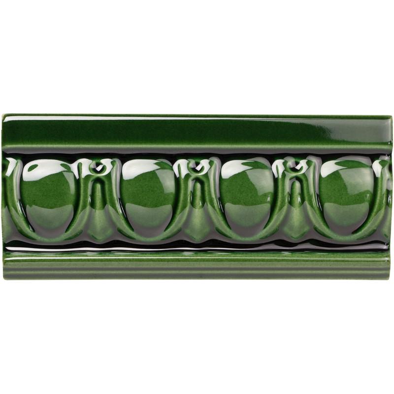 Egg & Dart - Victorian Green från Byggfabriken