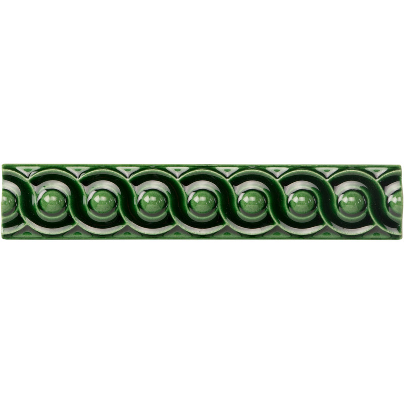 Scroll – Victorian Green från Byggfabriken