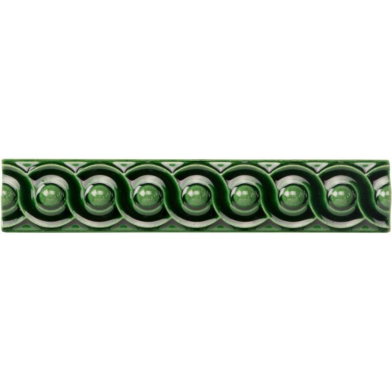 Scroll - Victorian Green från Byggfabriken
