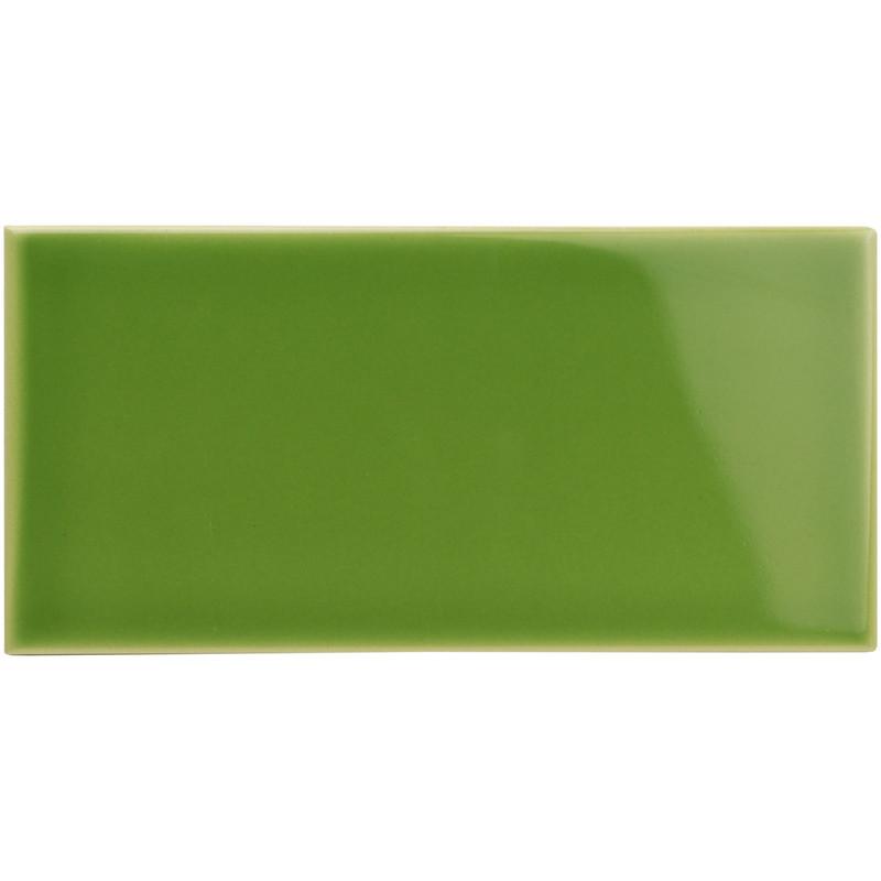 Subway Half Tile – Pavillion Green från Byggfabriken