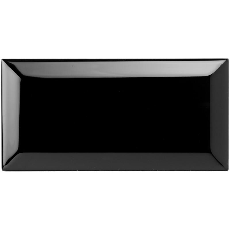 Metro Half Tile - Jet Black från Byggfabriken