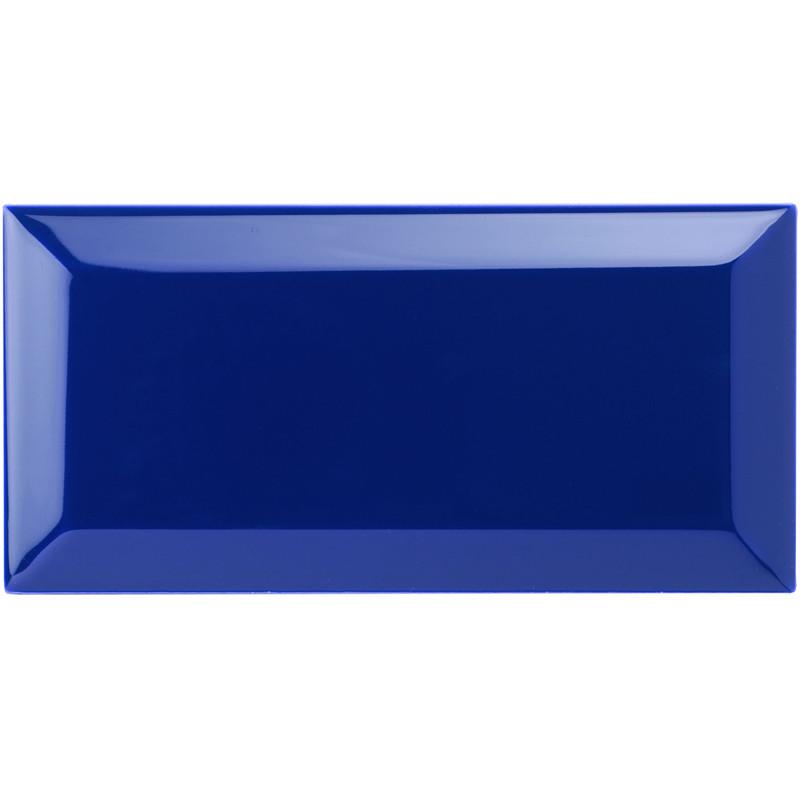Metro Half Tile - Royal Blue från Byggfabriken