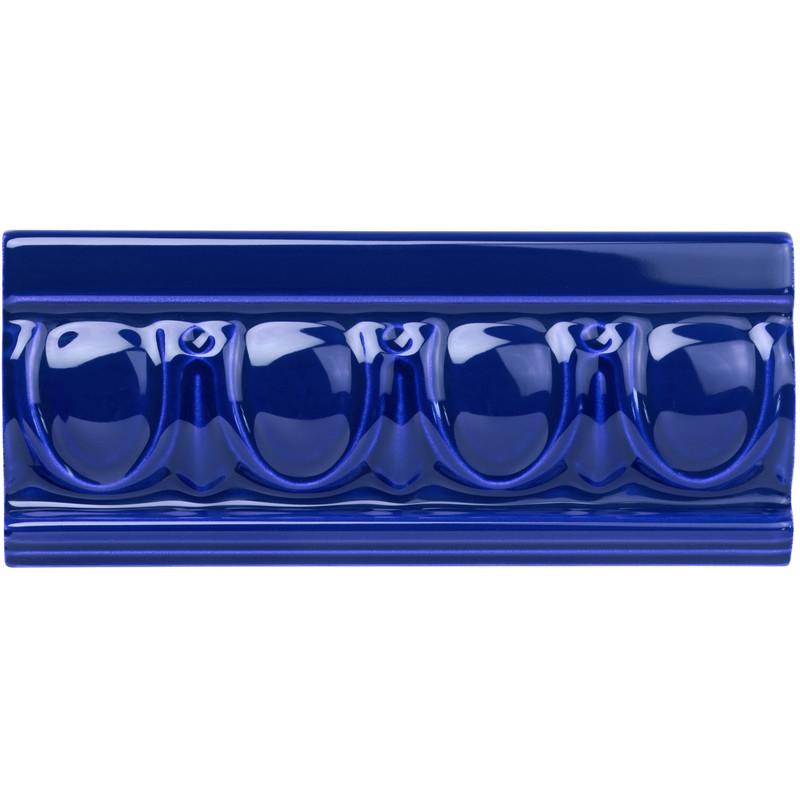 Egg & Dart - Royal Blue från Byggfabriken