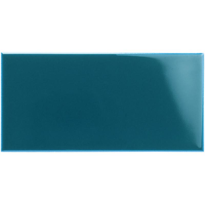 Subway Half Tile – Baroque Blue från Byggfabriken