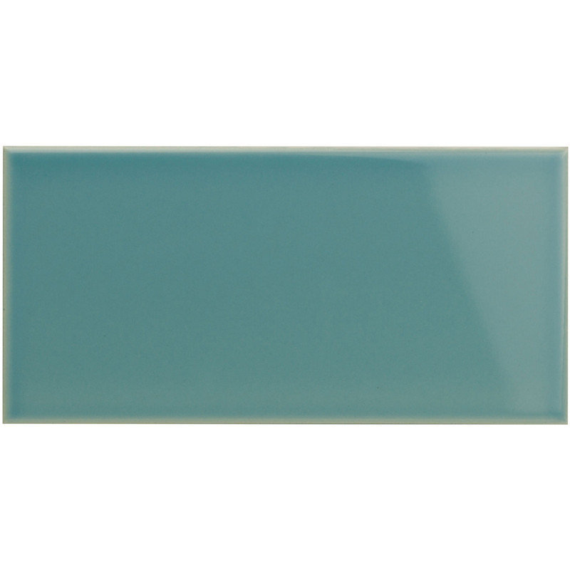 Subway Half Tile – Aqua Source från Byggfabriken