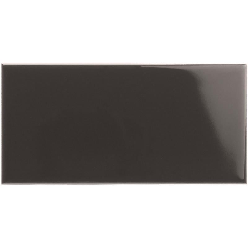 Subway Half Tile - Charcoal Grey från Byggfabriken