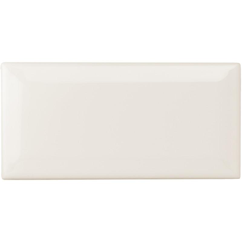 Metro Half Tile - Vintage White från Byggfabriken