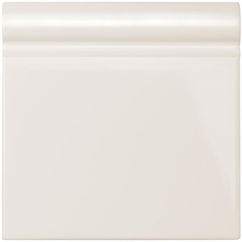 Skirting L – Vintage White från Byggfabriken