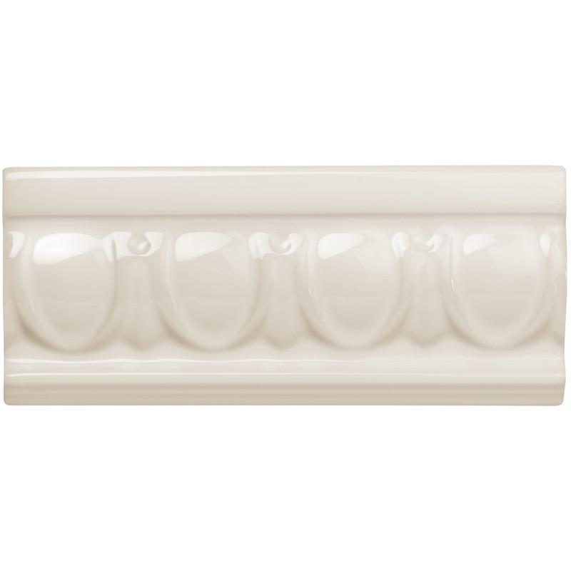 Egg & Dart – Vintage White från Byggfabriken