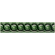Scroll - Edwardian Green från Byggfabriken