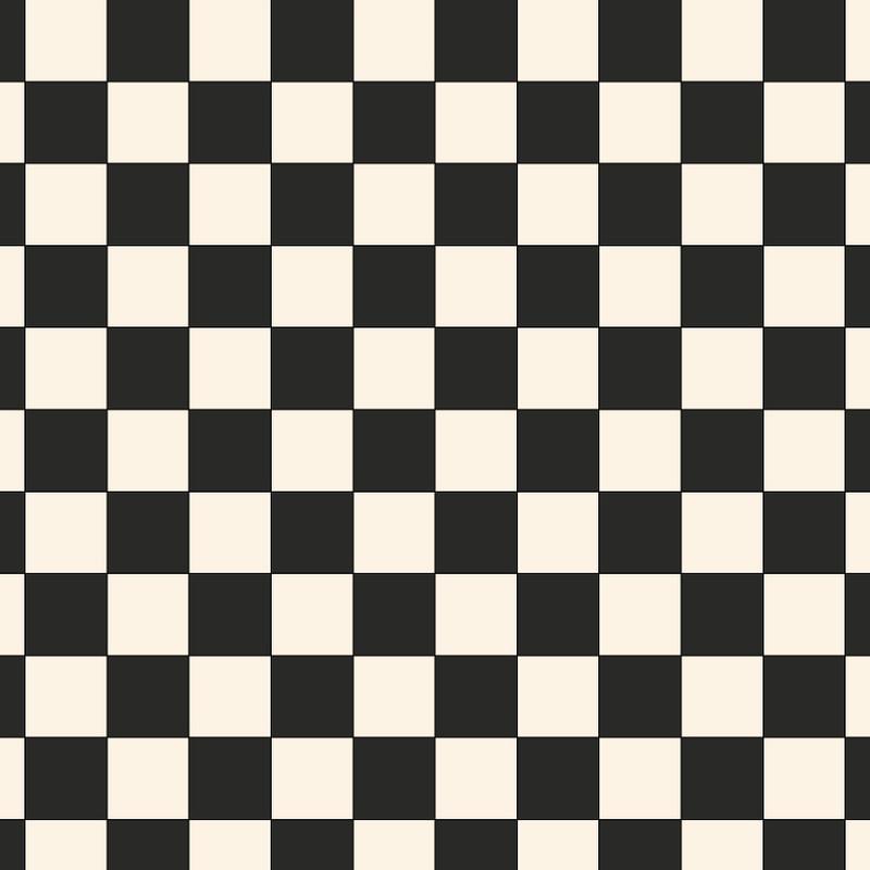Funkis Black/White KVM från Byggfabriken