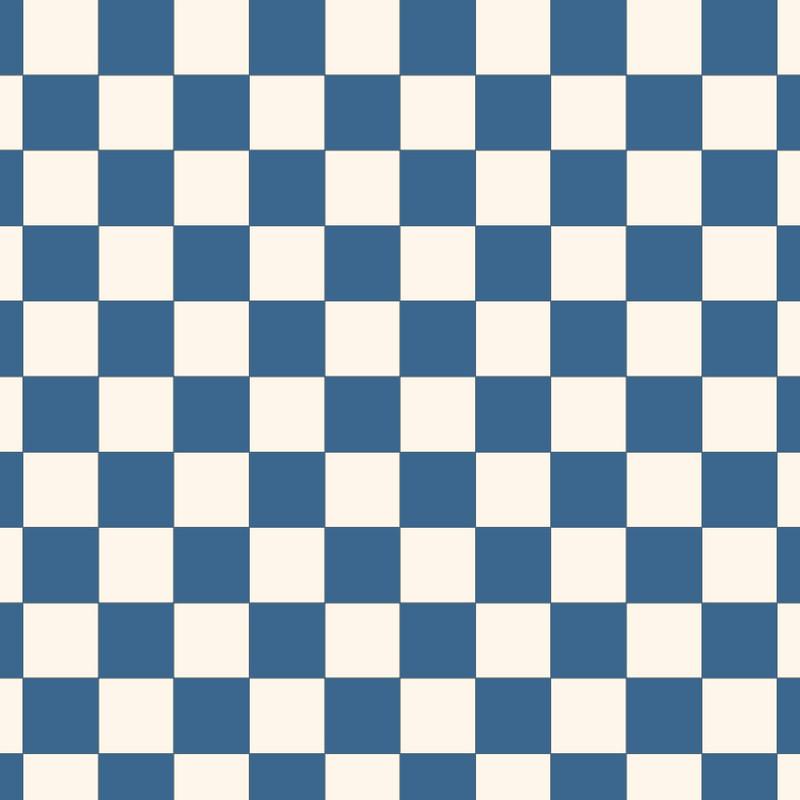 Funkis Blue/White från Byggfabriken