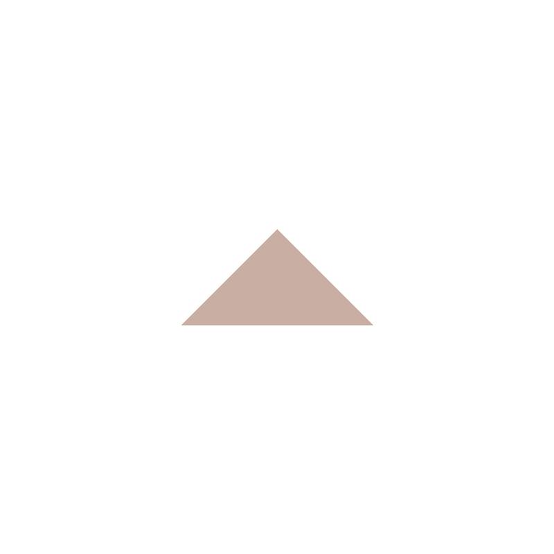 Triangle 50 mm - Carnation Pink från Byggfabriken