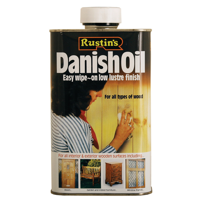 Danish Oil från Byggfabriken