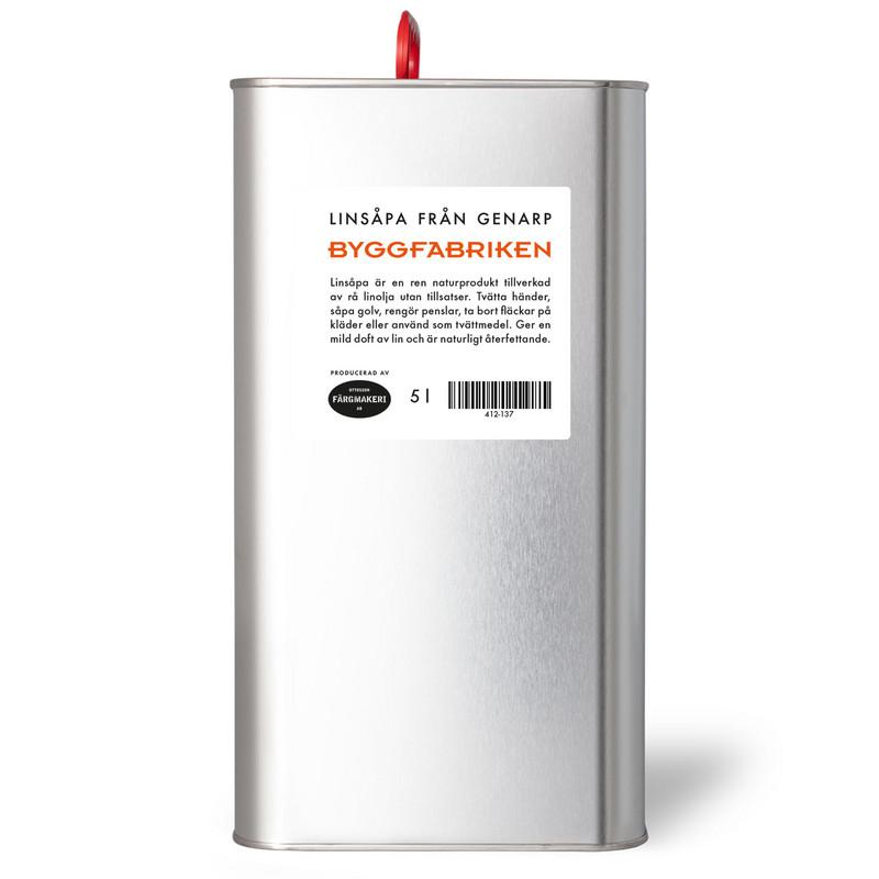 Linsåpa Byggfabriken - 5 lit från Byggfabriken