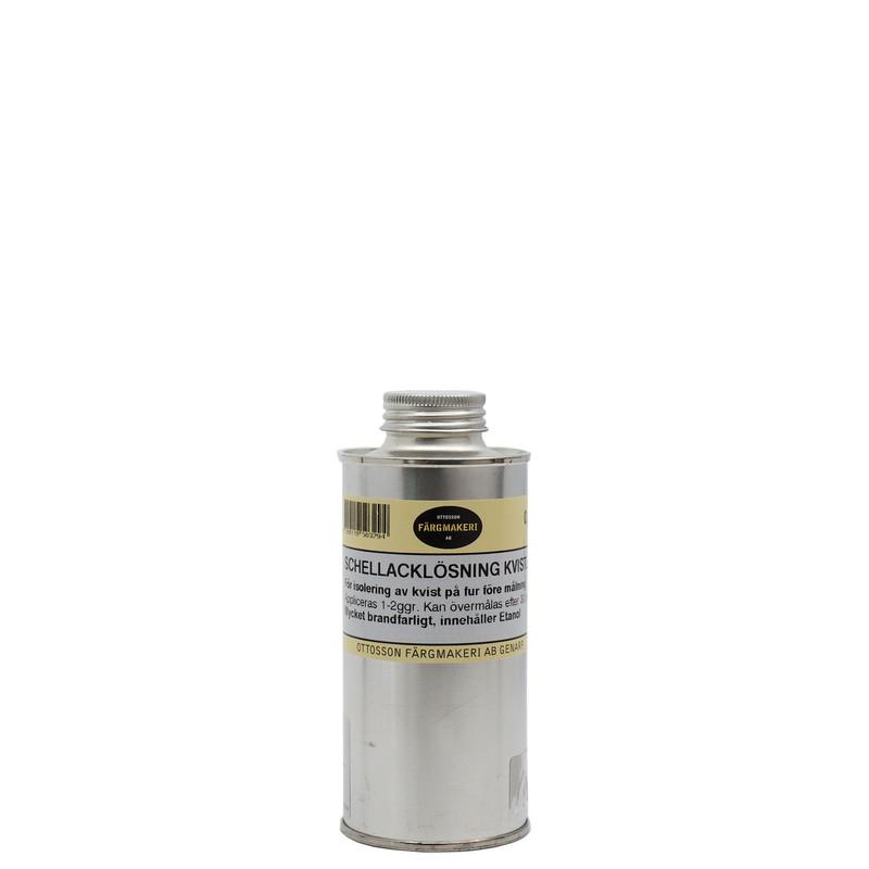 Schellacklösning – 250 ml från Byggfabriken