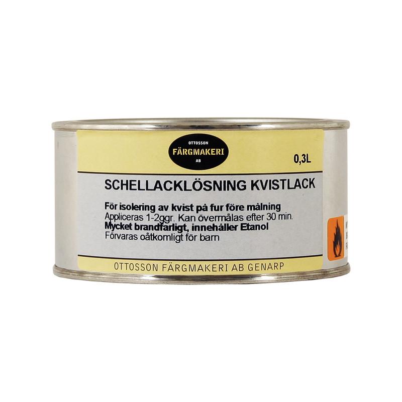 Schellacklösning – 300 ml från Byggfabriken
