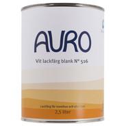Lackfärg Vit Blank 516 - 2,5 l från Byggfabriken