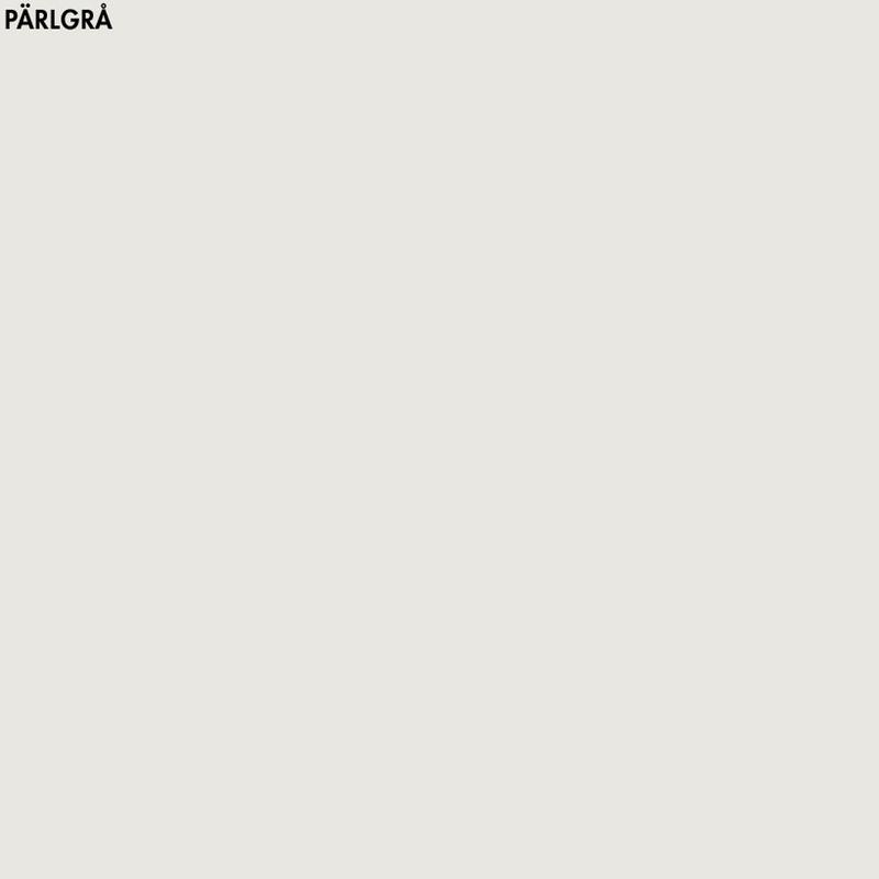 Pärlgrå linoljefärg – 1 lit från Byggfabriken