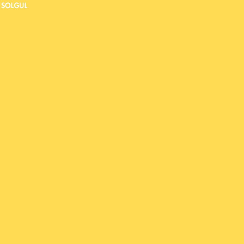Solgul linoljefärg – 125 ml från Byggfabriken
