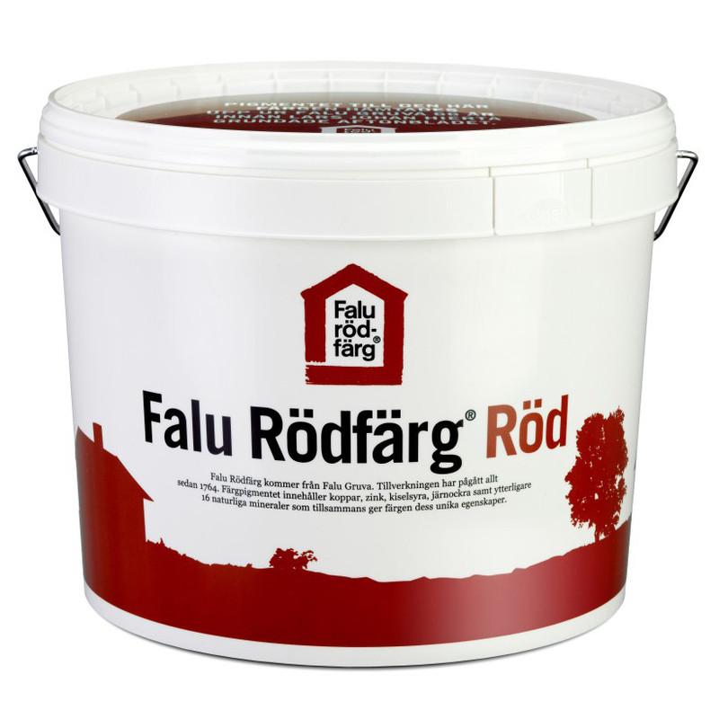 Falu Röd 10 lit från Byggfabriken