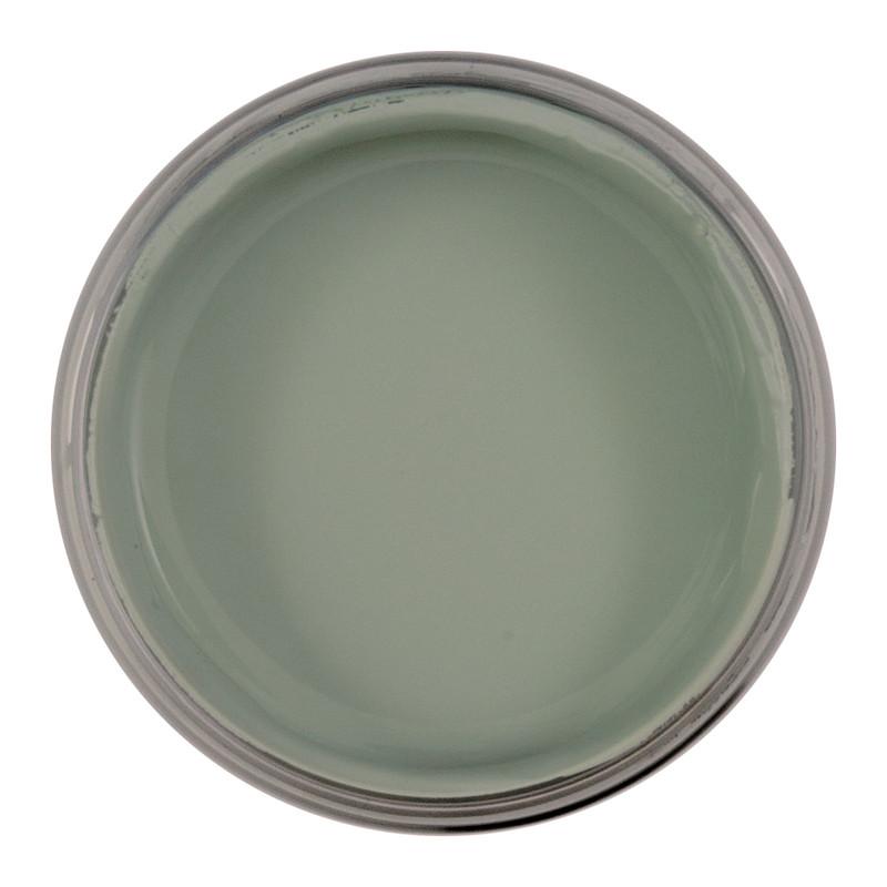 Väggfärg 555 Sandskogsgrön – 1 lit från Byggfabriken