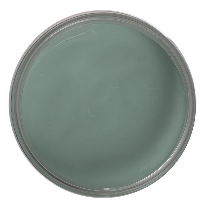 Väggfärg 555 Bauhaus Nr 334 Grön - provburk från Byggfabriken