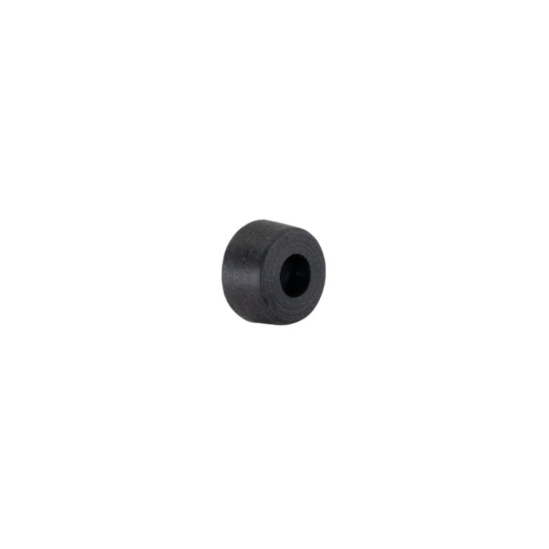 Gummi till dörrstopp svart från Byggfabriken