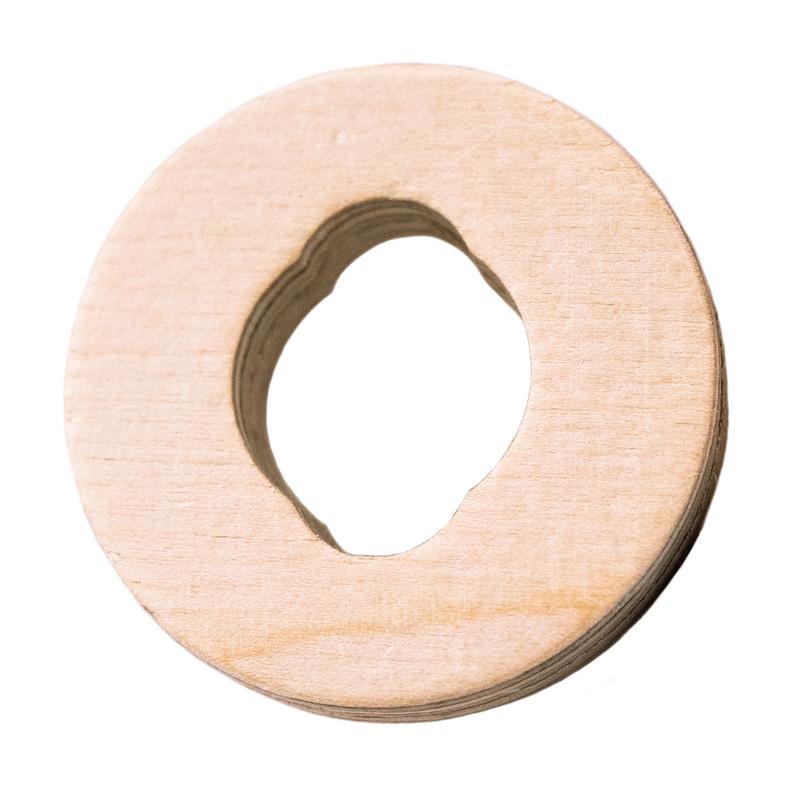 Nyckelhålsinsats 40 mm från Byggfabriken