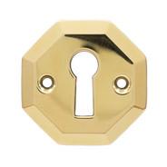 Nyckelskylt 8-kant från Byggfabriken