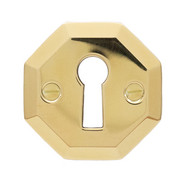 Nyckelskylt 8-kant träskruv från Byggfabriken