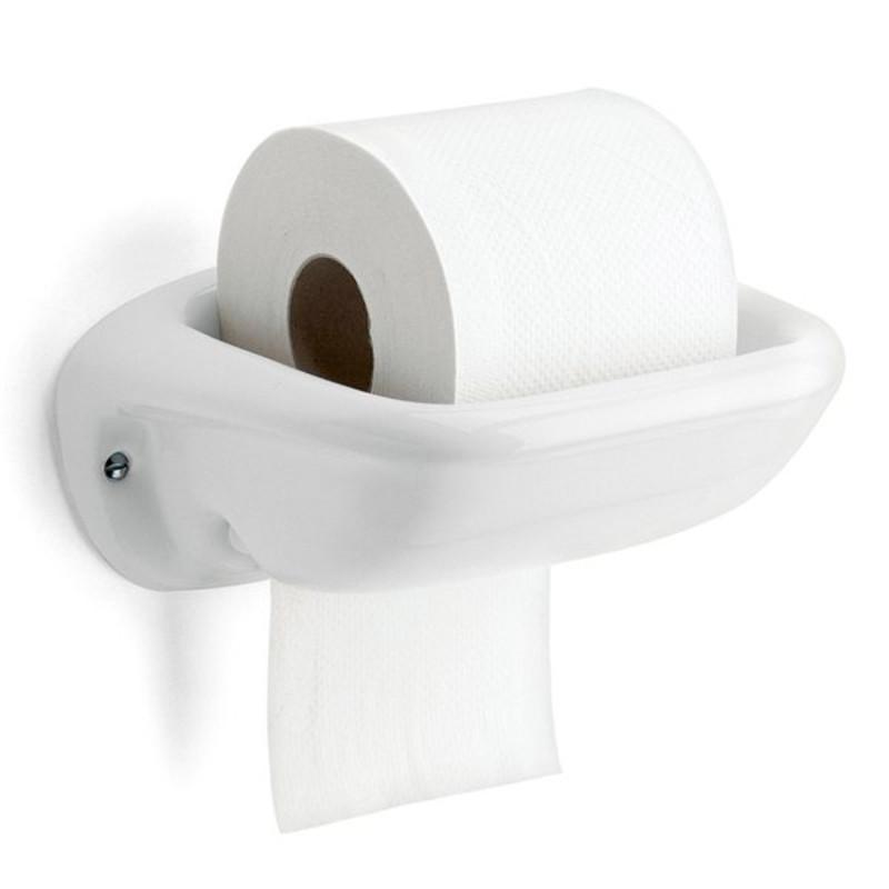 Hållare för toalettpapper från Byggfabriken
