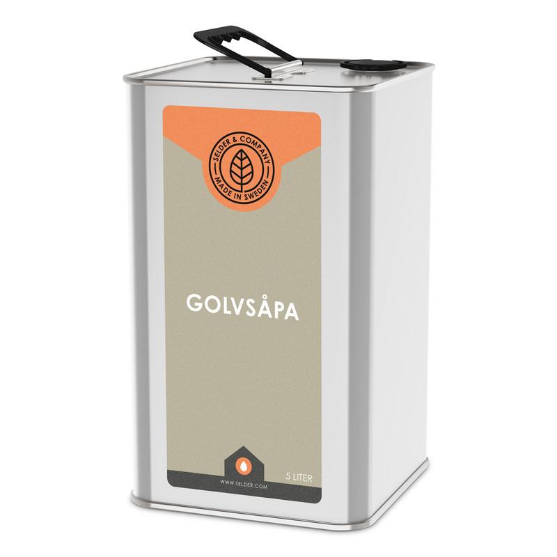 Golvsåpa - 1 lit från Byggfabriken